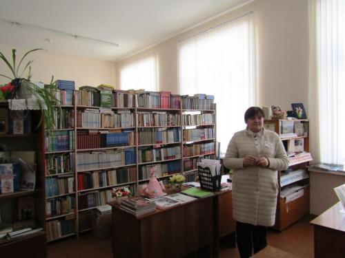 Библиотека, выставка2