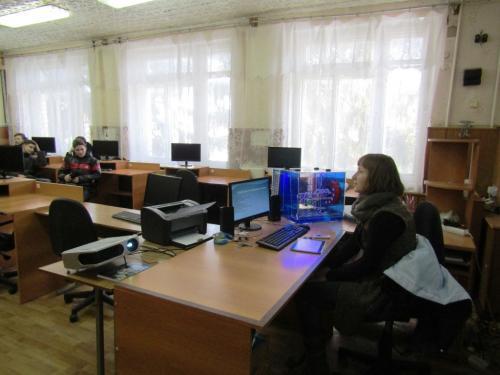 Кабинеты информатики, истории, обществознания2