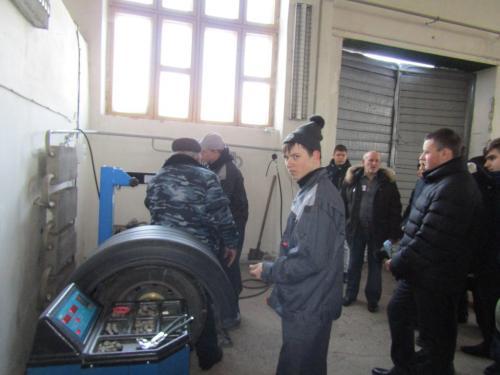 Лаборатории по ТО и ремонту двигателей, автомобилей1