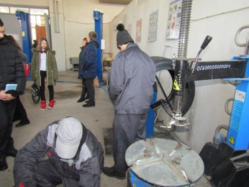 Лаборатории по ТО и ремонту двигателей, автомобилей3