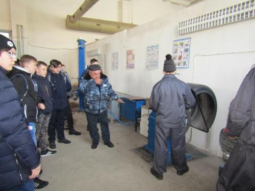 Лаборатории по ТО и ремонту двигателей, автомобилей5