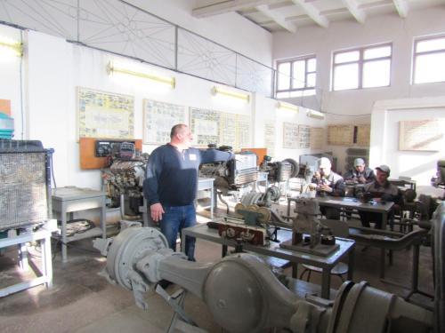 Лаборатории по ТО и ремонту двигателей, автомобилей7