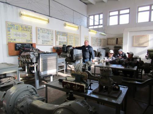 Лаборатории по ТО и ремонту двигателей, автомобилей9